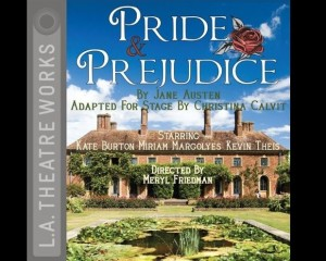 Pride & Prejudice Audio Book